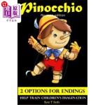 【中商海外直订】Pinocchio Revision Edition 2 Options FOR ENDINGS HE