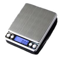 帝衡(DIHENG) 精准家用厨房秤0.1g烘培食物称重迷你珠宝电子称0.01g克秤小天平 英文版 1kg/0.1g