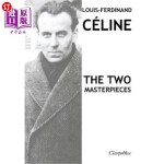 【中商海外直订】Louis-Ferdinand Céline - The two masterpieces: Jour