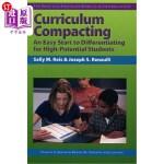 【中商海外直订】Curriculum Compacting: An Easy Start to Differentia