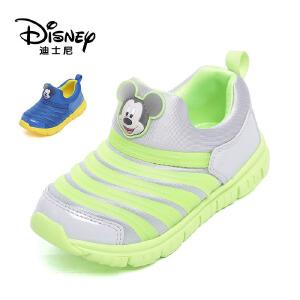 鞋柜/迪士尼春秋款防滑舒适男童鞋奇毛毛虫休闲鞋