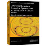 微分方程、动力系统与混沌引论 第3版 Morris W. Hirsch(M.W.赫希,美国) 世界图书出版公司【新华书