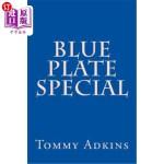 【中商海外直订】Blue Plate Special