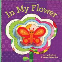In My Flower 在我的花朵里[卡板书] ISBN9780811873390