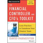 【预订】The Financial Controller and CFO's Toolkit Lean Practic
