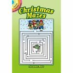 Christmas Mazes(【按需印刷】)