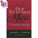 【中商海外直订】A Research Guide to Film and Television Music in th