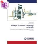 【中商海外直订】Allergic Reactions to Dental Materials
