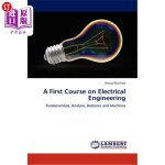 【中商海外直订】A First Course on Electrical Engineering