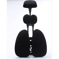 汽车腰靠护腰车用四季靠背垫电动按摩透气办公室椅子腰部支撑靠背