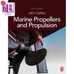 【中商海外直订】Marine Propellers and Propulsion