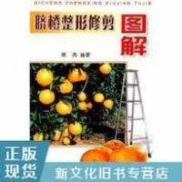 【二手旧书9成新】脐橙整形修剪图解陈杰著9787508234281金盾出版社