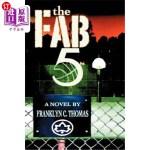 【中商海外直订】The Fab 5