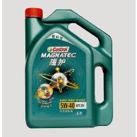 多磁护全机油汽车机油 5W-40 4L四季润滑油SN级