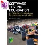 【中商海外直订】Software Testing: An ISTQB-BCS Certified Tester Fou