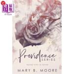 【中商海外直订】Providence Series Books 5-7