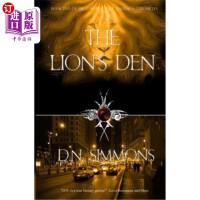 【中商海外直订】The Lion's Den: Knights of the Darkness Chronicles