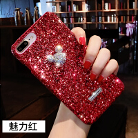 苹果6手机壳女款韩国大气6s保护套iphone7个性创意红色8plus潮流x 苹果X-- 米奇红