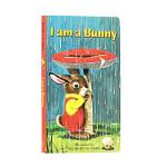 I Am A Bunny (Little Golden Book) 金色斯凯瑞-我是一只小兔子(金色童书英语英文原版绘本)ISBN9780375827785