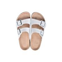 【再叠9折礼券】网易严选 男/女 两带式软木拖鞋