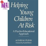 【中商海外直订】Helping Young Children at Risk: A Psycho-Educationa