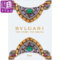 【中商原版】宝格丽 英文原版 Bulgari: Stories of Gems and Jewels