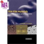 【中商海外直订】Thin Film Materials: Stress, Defect Formation and S