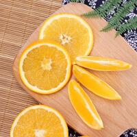 正宗赣南脐橙新鲜现摘香甜多汁果园直发橙子孕妇水果10斤(70-75果径)