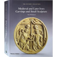 【英文画册】Carvings and Small Sculpture 象牙雕刻制品与小雕塑 艺术书籍