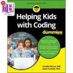 【中商海外直订】Helping Kids with Coding for Dummies