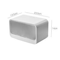 卫生间纸巾盒厕所厕纸免打孔创意家用置物架防水卫生纸抽纸卷纸筒