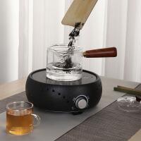 寸年电陶炉茶炉泡茶迷你小型煮茶器家用静音泡茶烧水电磁炉铁壶玻璃壶