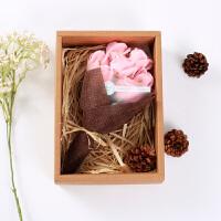 香皂花礼盒新年礼物 创意浪漫特别玫瑰花束女生闺蜜女朋友情人节生日礼品