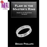 【中商海外直订】Flaw in the Master's Ring
