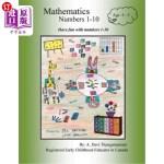 【中商海外直订】Mathematics Numbers 1-10: Have Fun with Numbers 1-1
