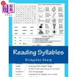【中商海外直订】Reading Syllables: Simple & Fun Syllable Practice
