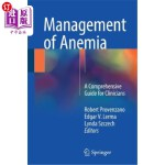 【中商海外直订】Management of Anemia: A Comprehensive Guide for Cli