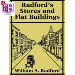 【中商海外直订】Radford's Stores and Flat Buildings