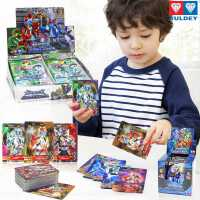 正版铠甲勇士卡片拿瓦帝皇侠收藏卡牌收集册儿童玩具全套男孩