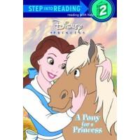 【预订】A Pony for a Princess