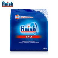 Finish亮碟 洗碗机专用盐2kg 软化盐剂可以减少洗碗机内部零件的磨损 延长洗碗机的使用寿命