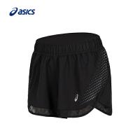 ASICS亚瑟士 无锡马拉松系列4英寸跑步短裤女运动裤19春夏 2012A392-002