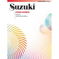 【预订】Suzuki Piano School, Vol 1