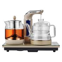 全自动上水电热水壶玻璃壶煮茶烧茶器泡茶专用家用茶具电茶炉套装