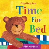 Time for Bed Board Book( 货号:9780763667795)