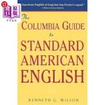 【中商海外直订】The Columbia Guide to Standard American English