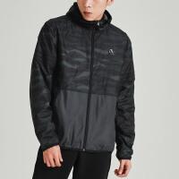 adidas阿迪达斯男子外套夹克迷彩透气休闲运动服DH3959
