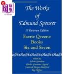 【中商海外直订】The Faerie Qveene: Books Six and Seven