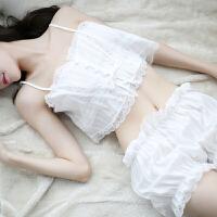 情趣内衣性感三点式女睡衣透视装小胸夜火激情用品套装公主制服