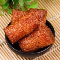 【包邮】牛尾巴辣条100g*10袋 川湘风味80后怀旧儿时麻辣味零食